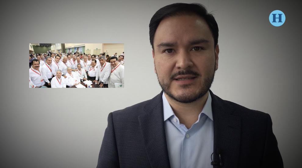 Carlos Zúñiga analiza la Asamblea Nacional del PRI