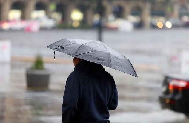 Alerta amarilla, por lluvias, en las 16 delegaciones de la CDMX