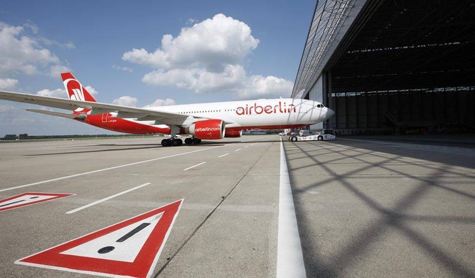 Air Berlin se declara insolvente, Lufthansa negocia compra de aerolínea