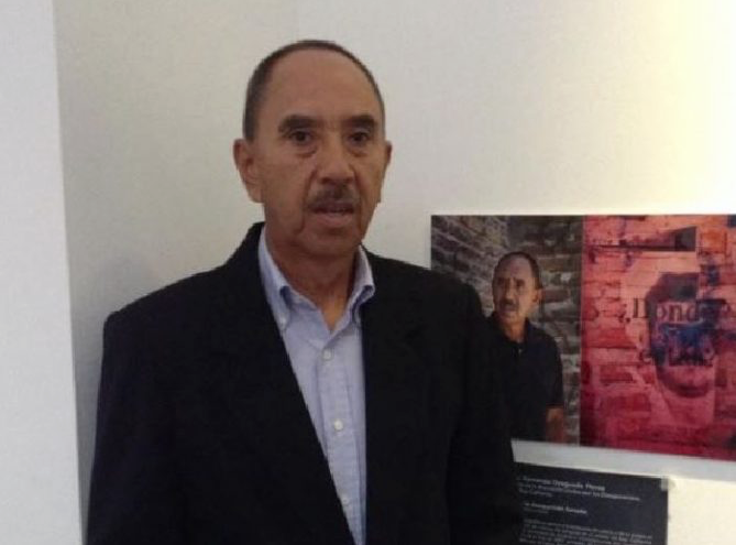 Fernando Ocegueda.