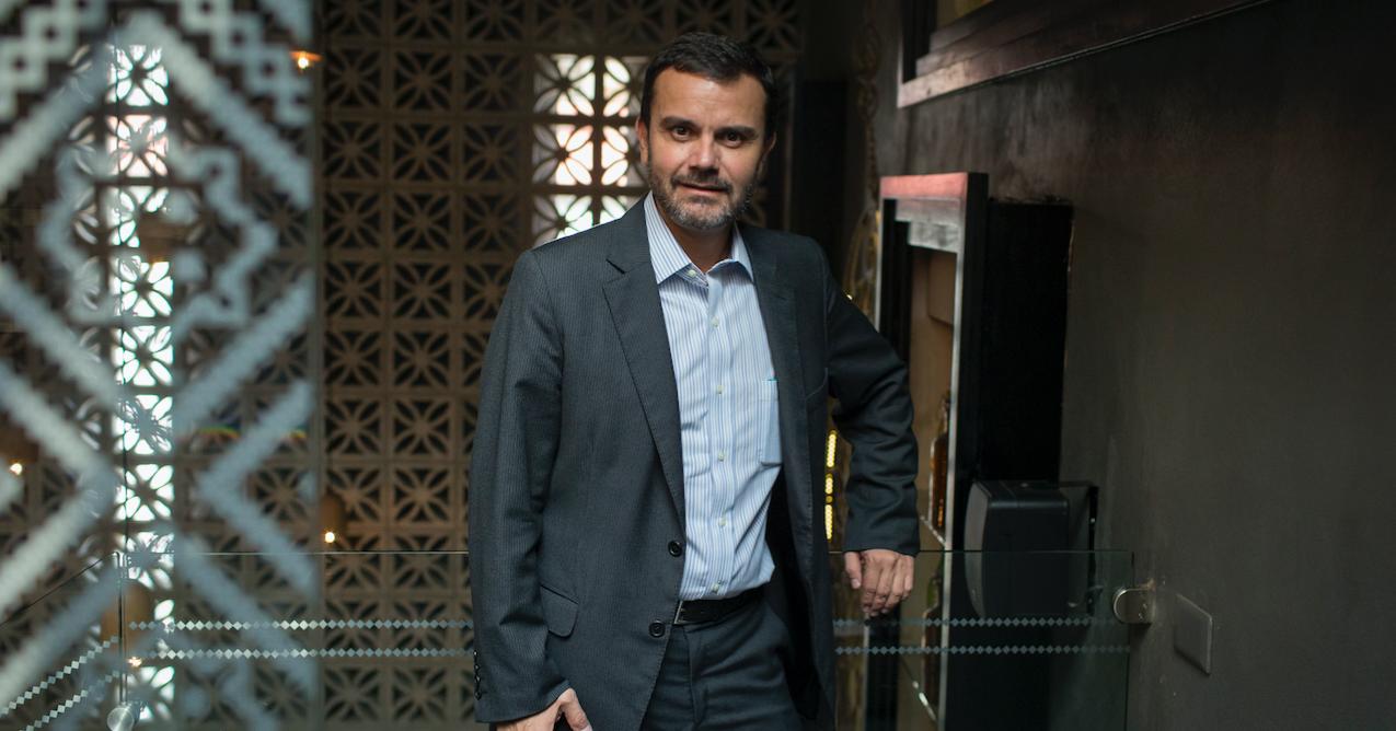 Juan Francisco Aguilar; foto Corina Herrera.