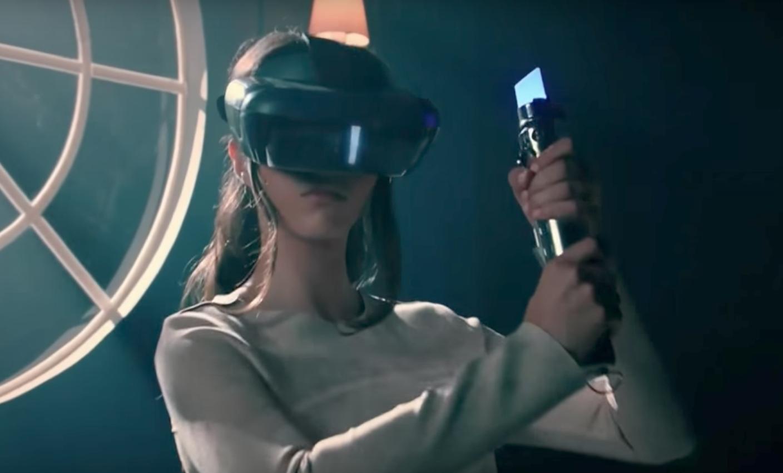 Disney usará realidad aumentada en presentación de juguetes Star Wars