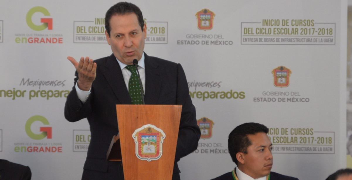 Eruviel Ávila falla en 7 de 10 promesas en movilidad