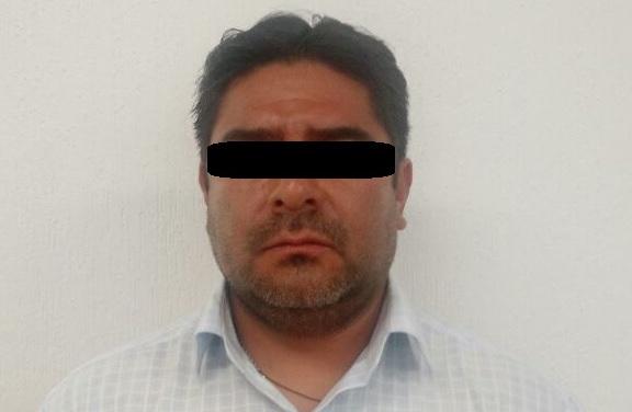 Por peculado de 51 mdp, detienen a exdirector de salud en Hidalgo