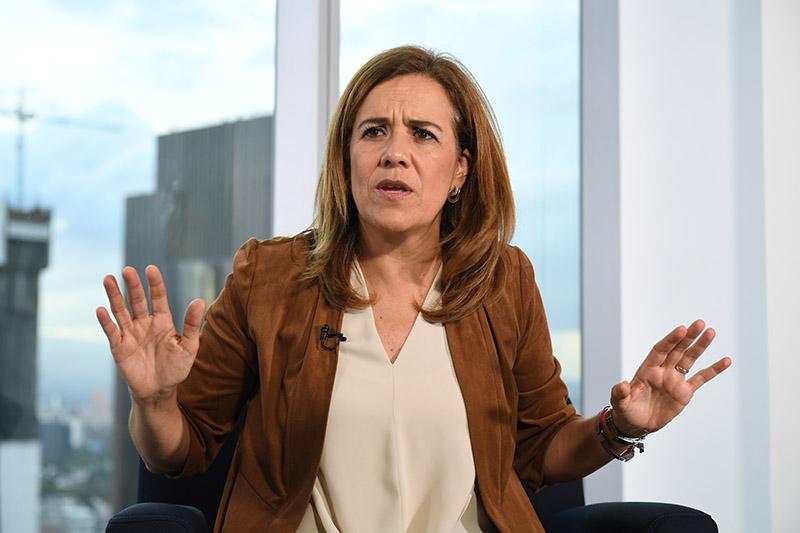 Elecciones 2018. Margarita Zavala confronta a líderes panistas