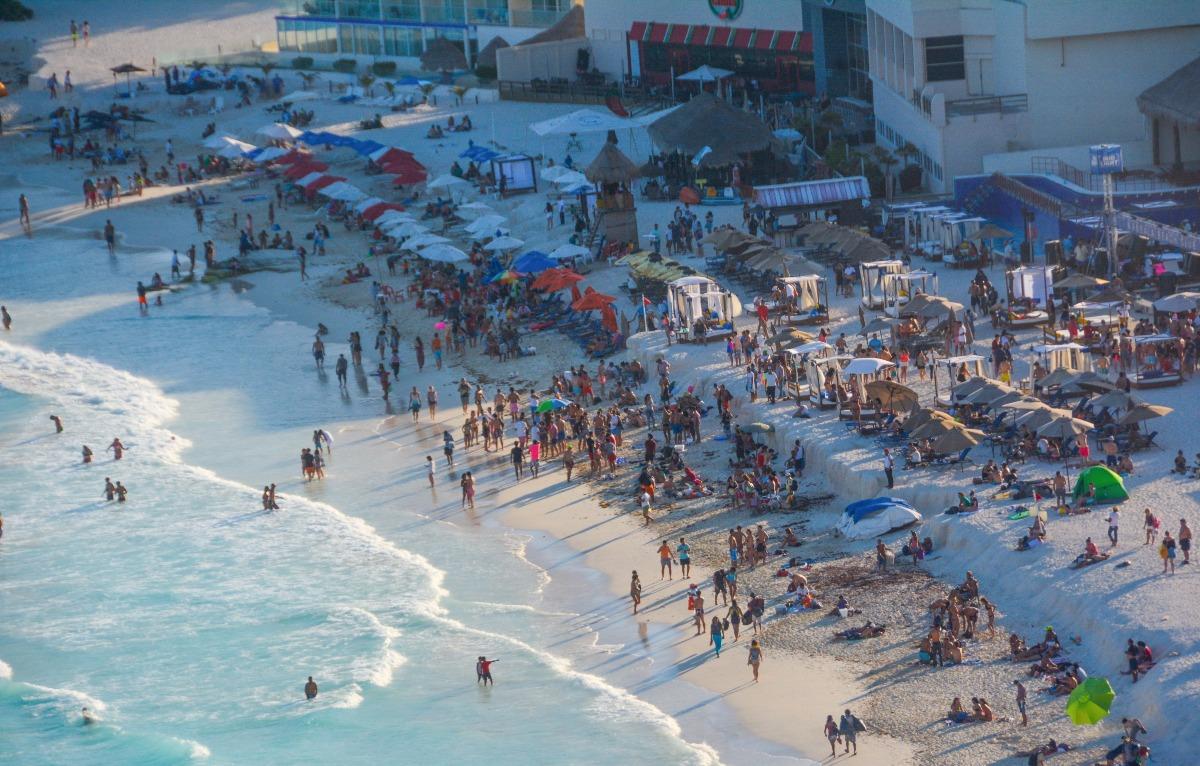 Turismo. Las playas mexicanas que están bañadas en oro