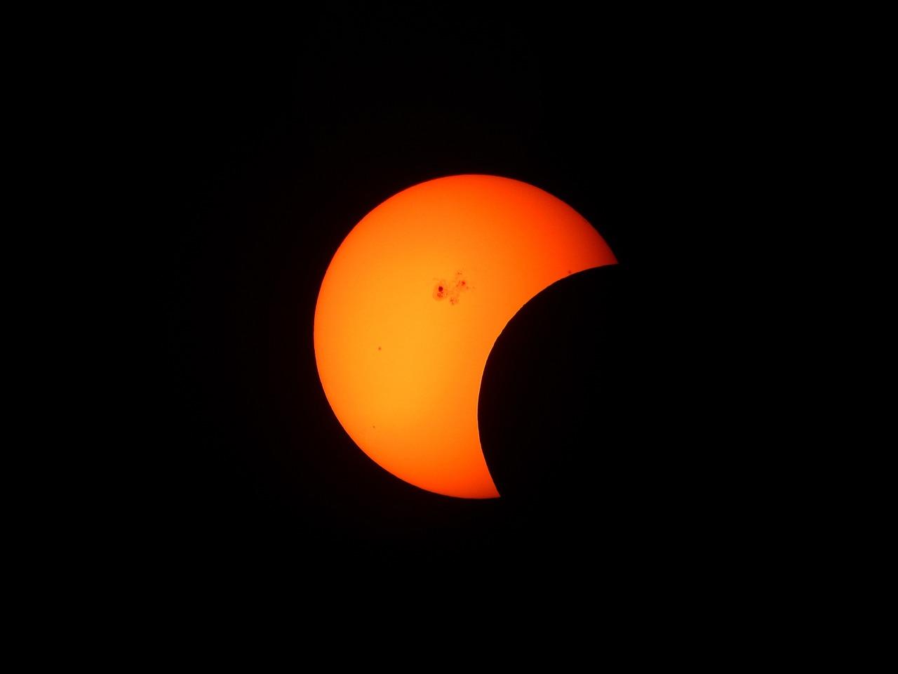 México, listo para disfrutar eclipse de Sol - El Heraldo de México