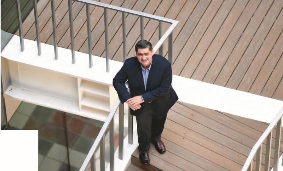 David Garza se estrena como rector del Tec de Monterrey