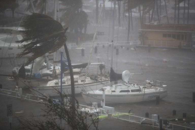Huracán Irma se degrada a categoria 3 pero sigue siendo peligroso