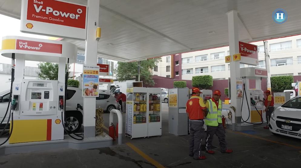 Shell llega a México con gasolina de Pemex pero aditivo de Fórmula 1