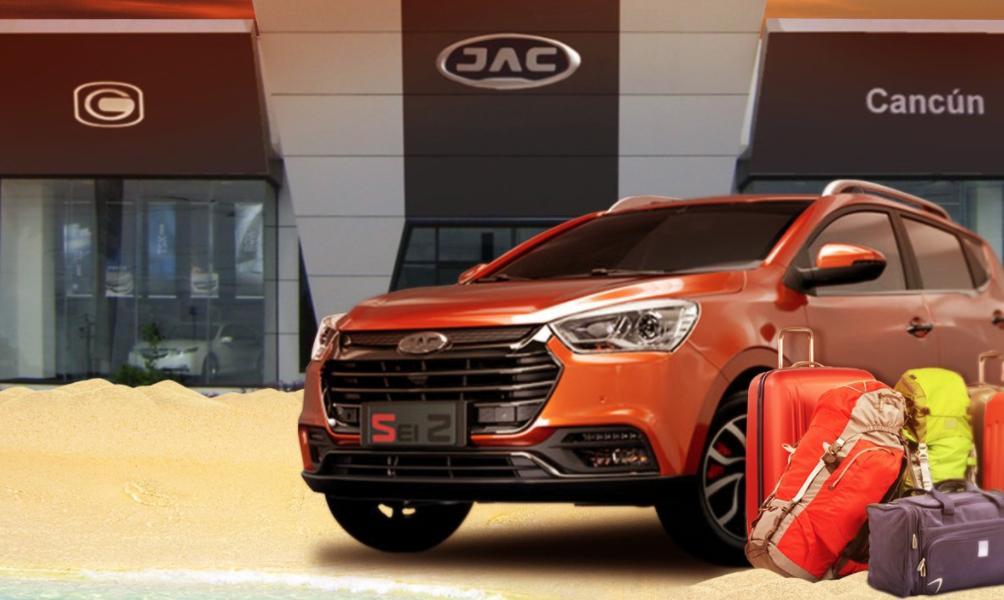 México despierta el interés de las fábricas automotrices chinas