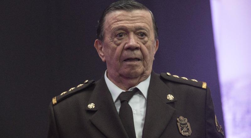 Xavier López ya está cansado de ser Chabelo