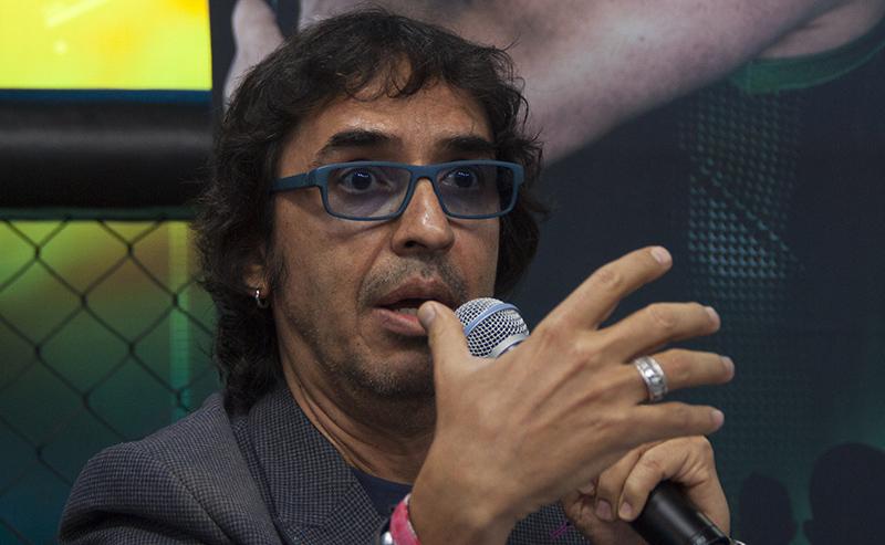 Guillermo del Bosque, el productor, anunció que padece cáncer