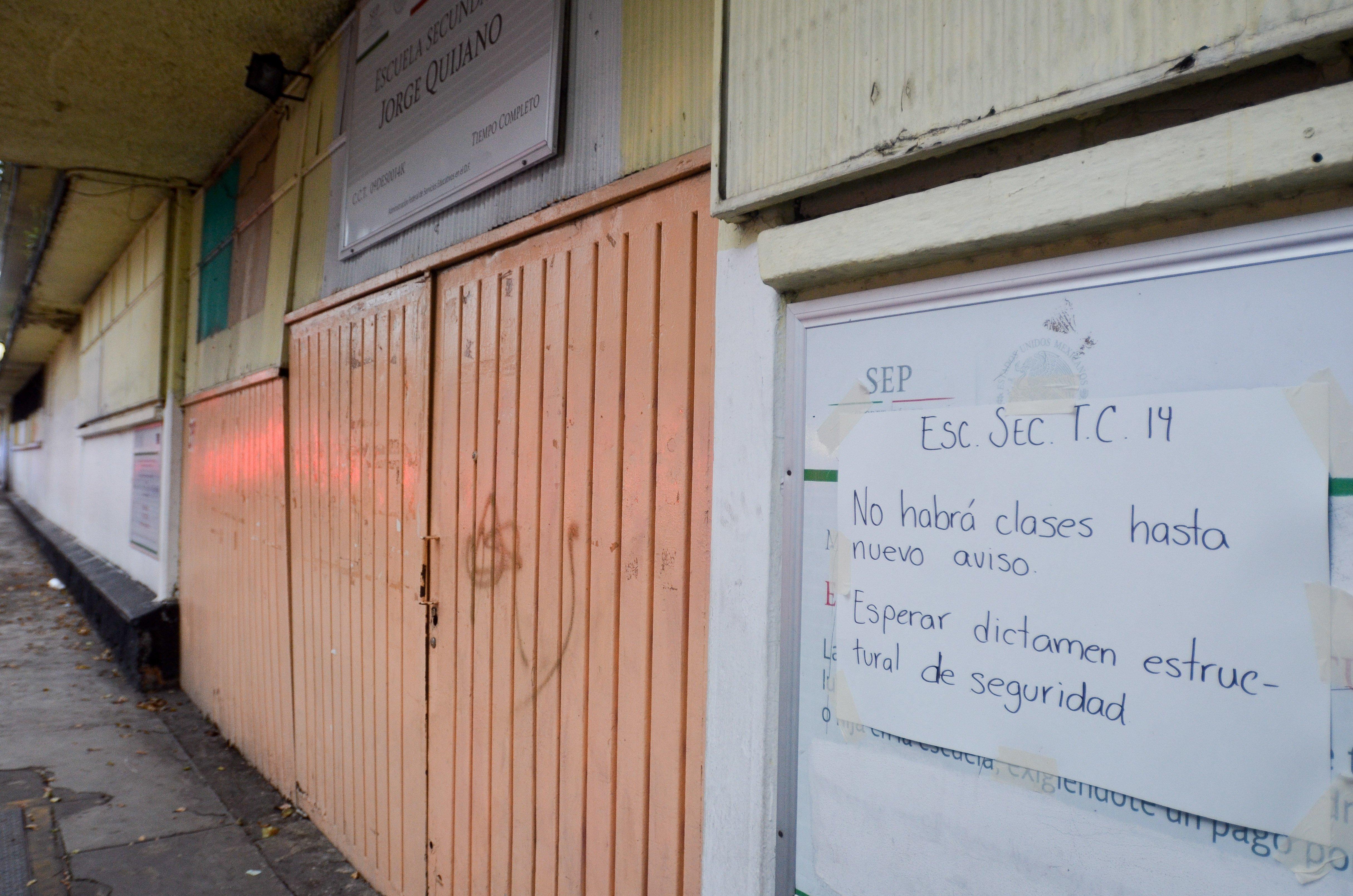 Mañana podrán regresar a clases en Benito Juárez, Tlalpan y Cuauhtémoc