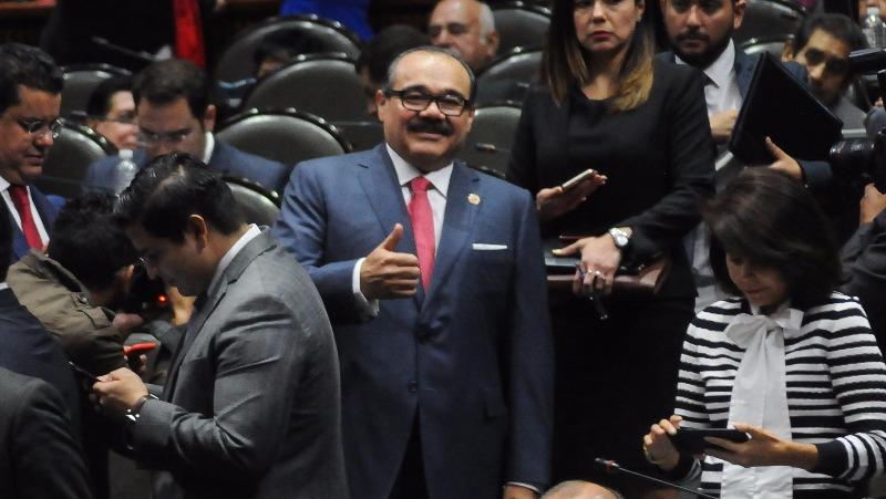 Congreso. Destraba PRI chantaje de Anaya; ya no va Cervantes