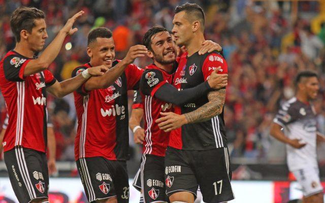 Apertura 2017: Atlas vence 1-0 a Xolos