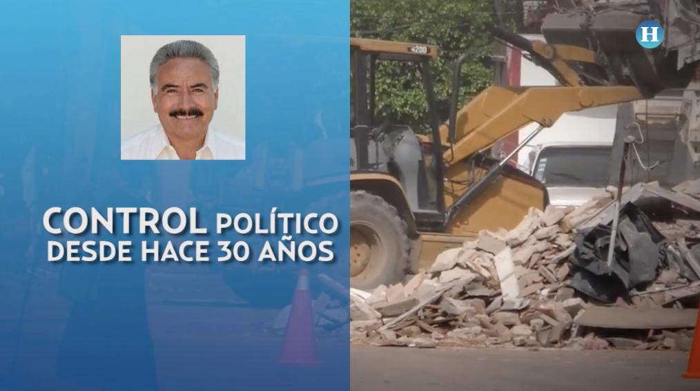 La otra devastación de Juchitán