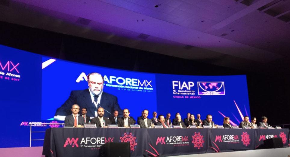 Discutirán futuro de Afores y pensiones de los mexicanos