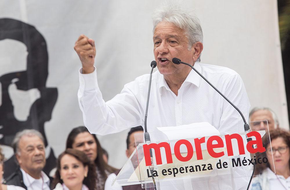 Andrés Manuel López Obrador quiere un Fiscal a modo