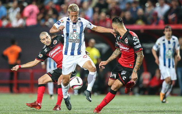 La Liga MX informó que el partido entre Pachuca y Xolos por los cuartos de final de la copa se jugará el miércoles 1 de noviembre a las 20:30 horas