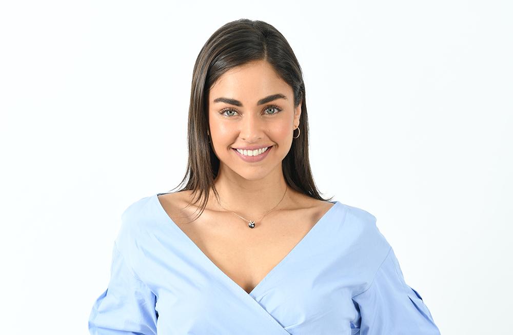 Claudia Martín, logra su primer protagónico en telenovelas