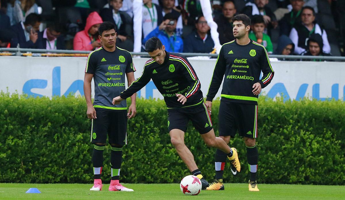 La Selección Mexicana de fútbol recibe esta noche a Trinidad y Tobago en San Luis, Potosí, con el objetivo de mantenerse como líder invicto de la eliminatoria.