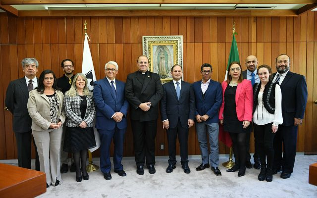 Universidad Anáhuac y El Heraldo de México firman Cátedra Corporativa