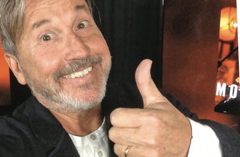 Selfie: Ricardo Montaner, chamo de todos