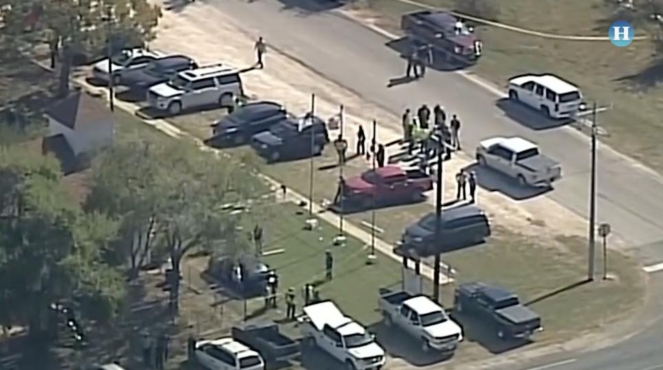 Reportan tiroteo en Texas