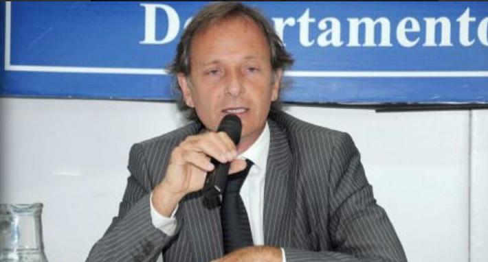 Jorge Delhon. Tomada de Twitter.