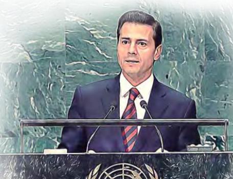 El Pulso de la Red. México en la ONU a través de las redes