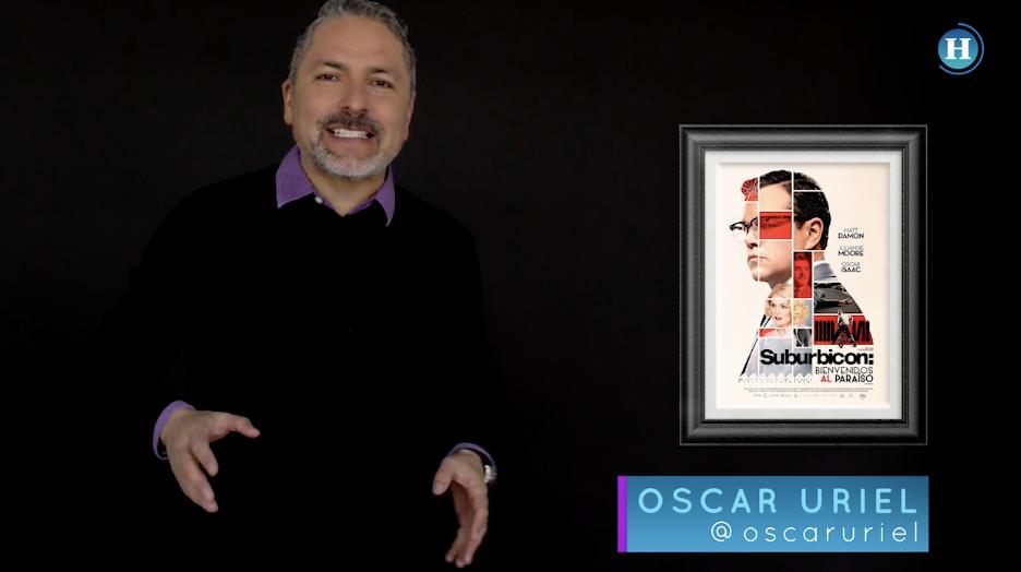 En el cine con Oscar Uriel – Suburbicon Bienvenidos al Paraíso