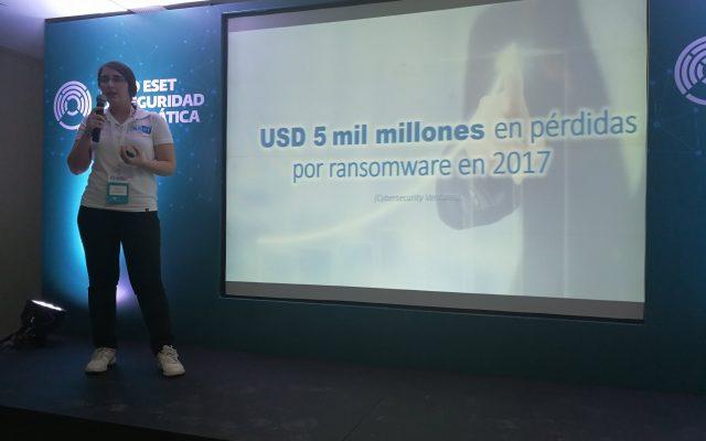 Foro ESET de Seguridad Informática 2017.