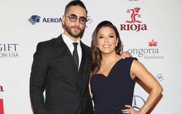 Eva Longoria y Maluma recaudan fondos para damnificados por sismos