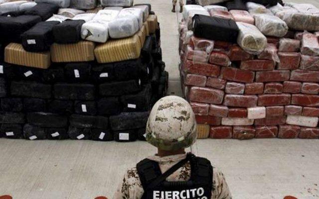 Los líderes y territorios de los cárteles del narcotráfico