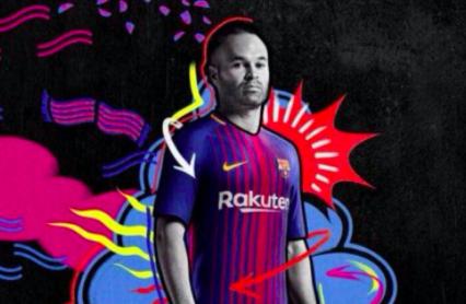 Nike difunde por error camiseta de Coutinho con el Barcelona