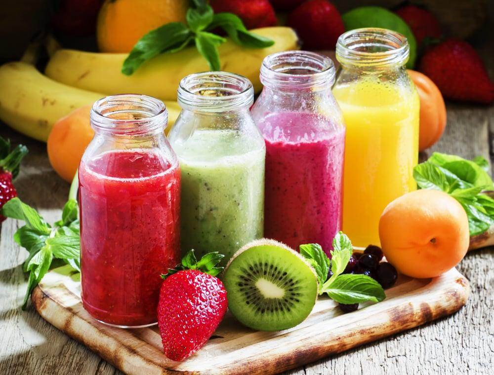 #LunesSaludable  5 jugos para combatir el resfriado