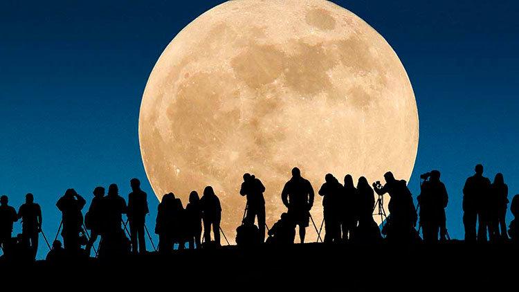 Hoy podrás ver la Super Luna de 2017, aquí te contamos los detalles