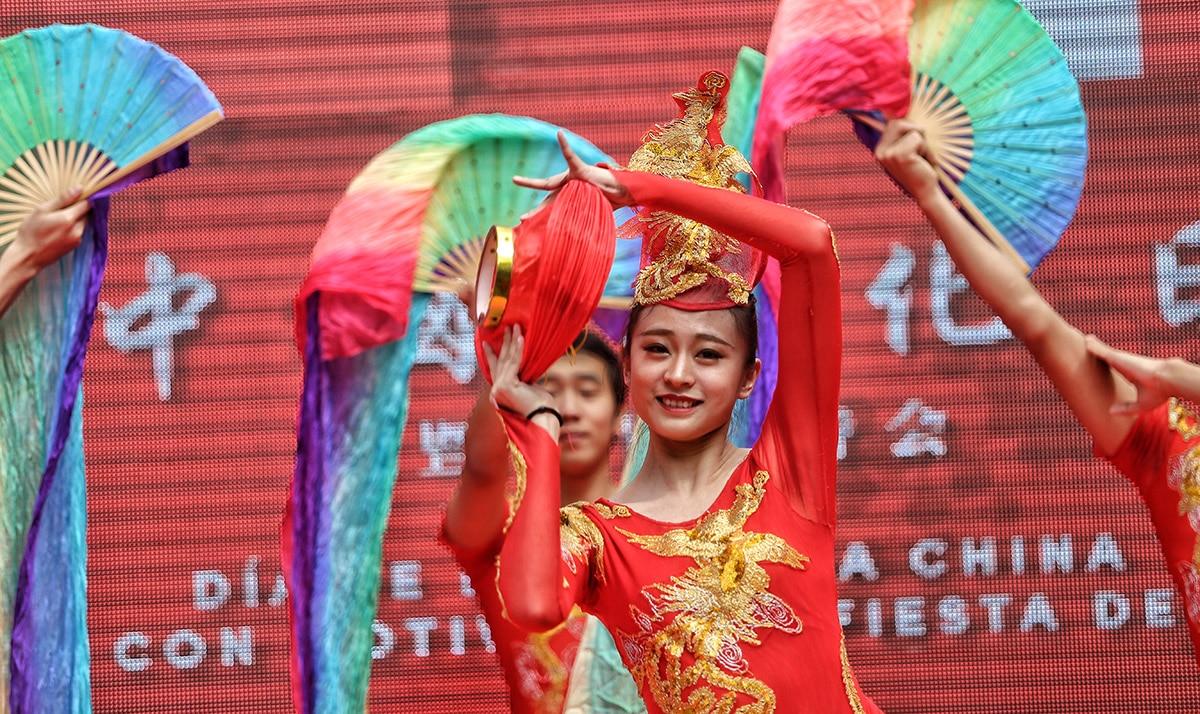 La embajada china en la CDMX abrió sus puertas para compartir su cultura con los mexicanos