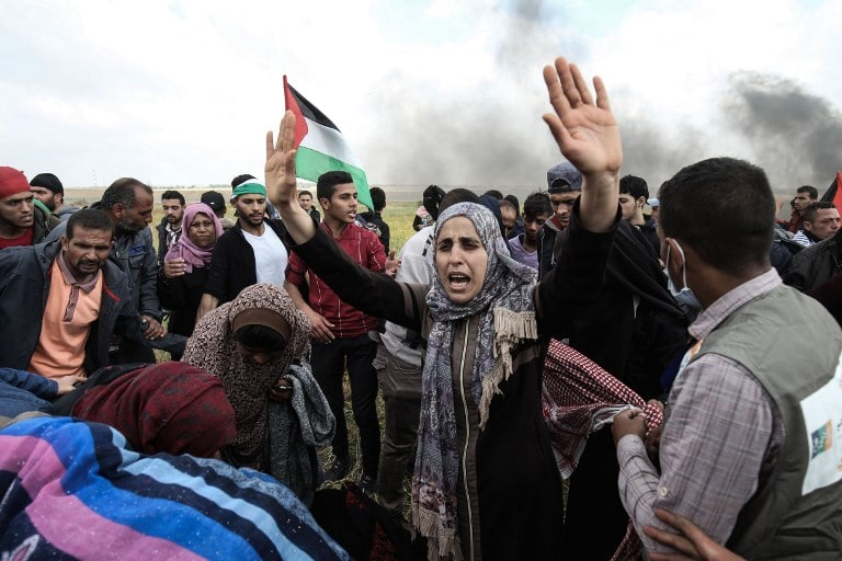 FOTO: AFP  / SAID KHATIB
