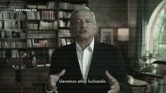 AMLO, un peligro para México… versión 2018 — PRI lanza spot