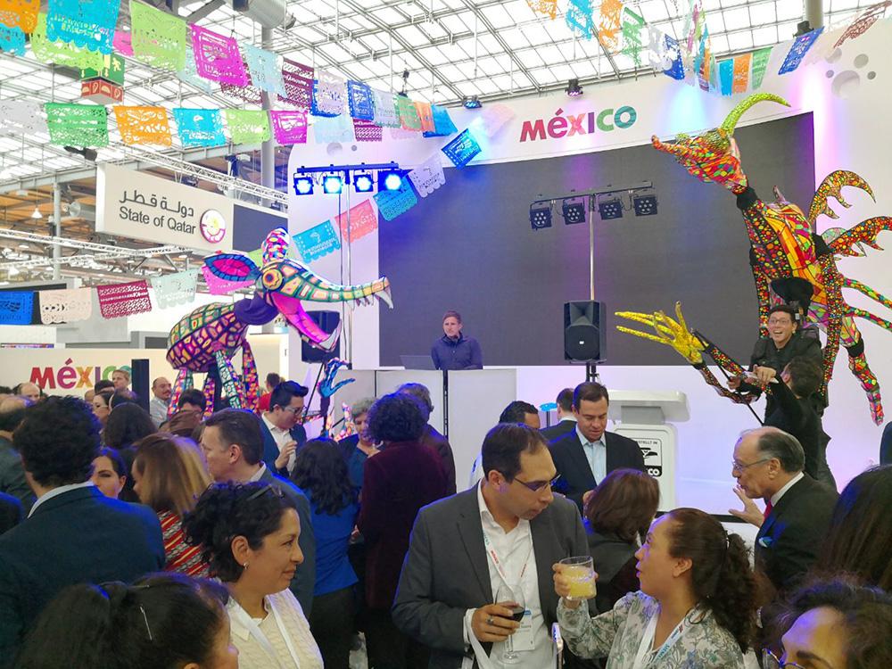 México enciende los ánimos en Alemania