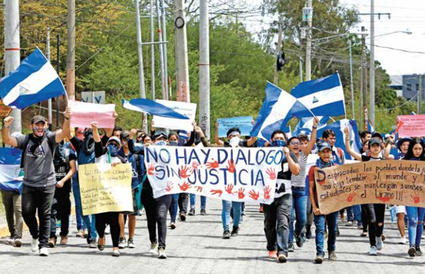 ¿Cuáles serán los temas a tratar en diálogo nacional de Nicaragua?