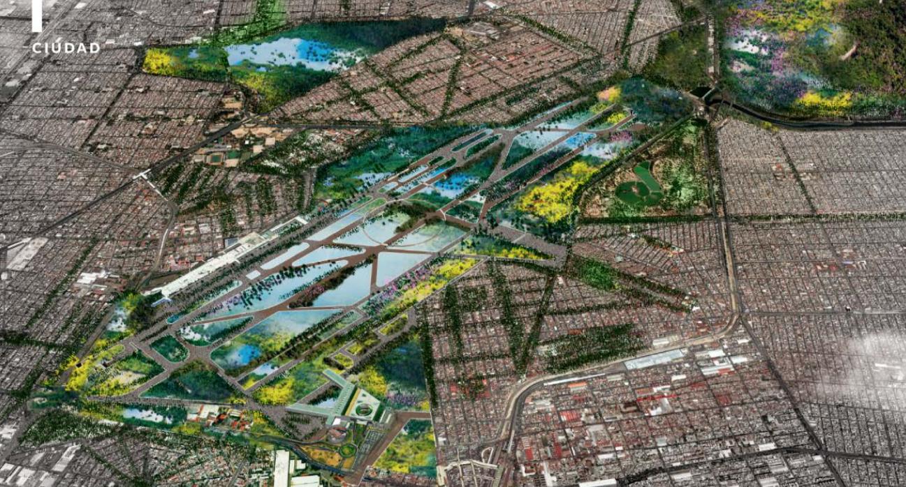Proyecta Barrales crear un nuevo pulmón en terrenos del viejo aeropuerto