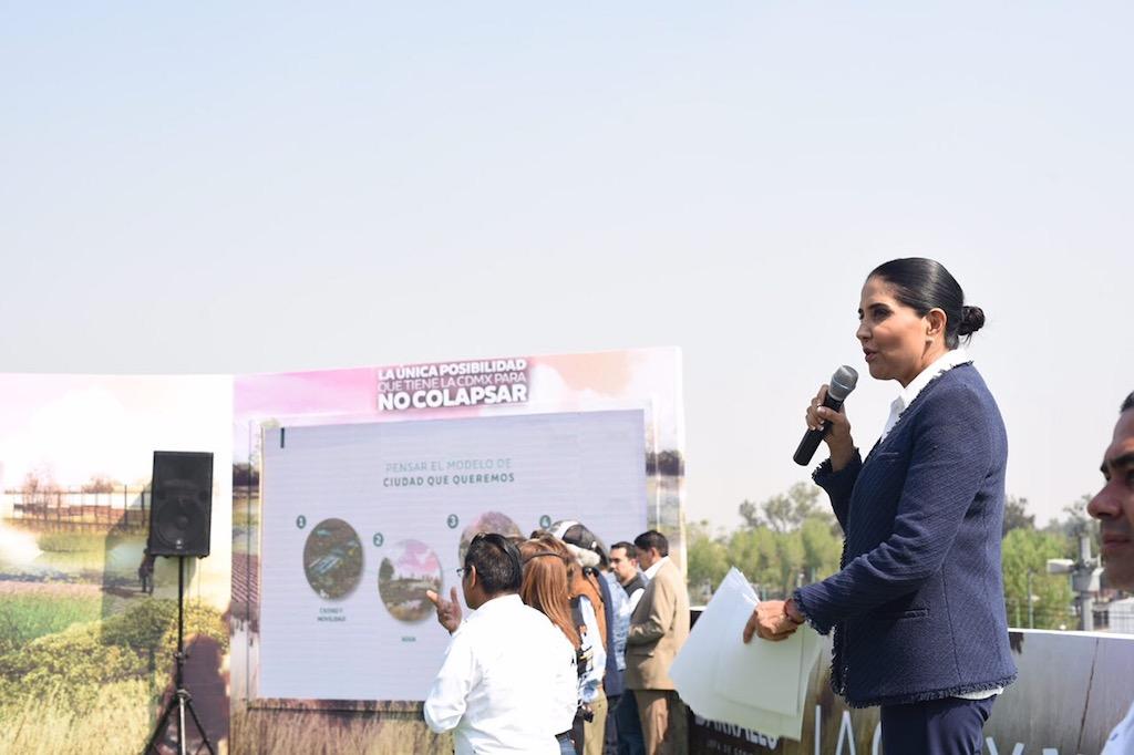 Apuesta Barrales por la implementación del proyecto