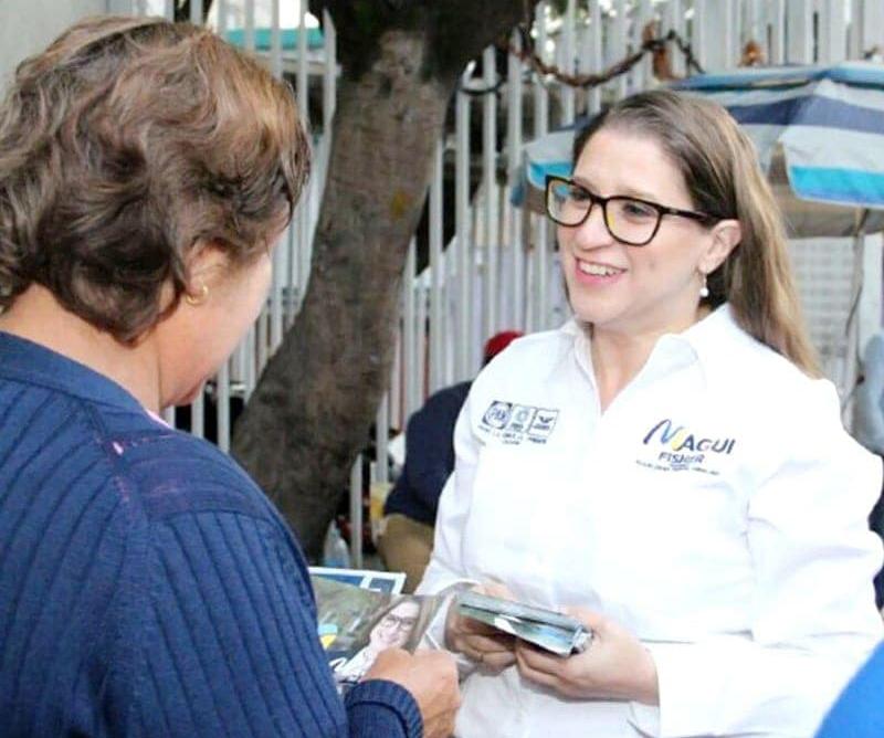 Margarita Fisher dice tener mejores propuestas para gobernar Miguel Hidalgo