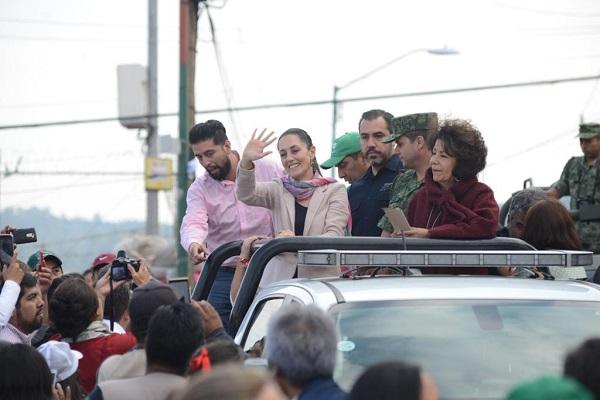 Con la incorporación de este agrupamiento federal en esta Alcaldía, son cinco que tienen su presencia: Gustavo A. Madero, Iztacalco, Iztapalapa y Venustiano Carranza. Foto: Especial