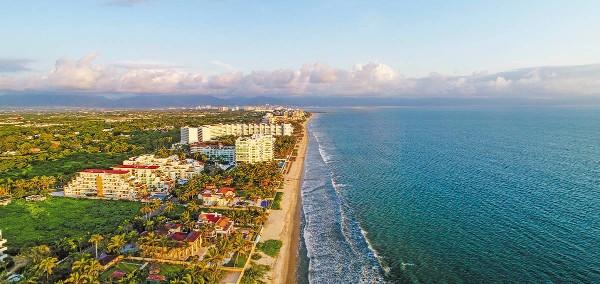 MÁS HABITACIONES. México alista 22 mil 300 lugares de hospedaje al final del año, lo mismo en destinos de playa, que en las grandes ciudades. Foto: Especial