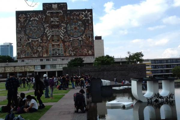 UNAM marcha violencia
