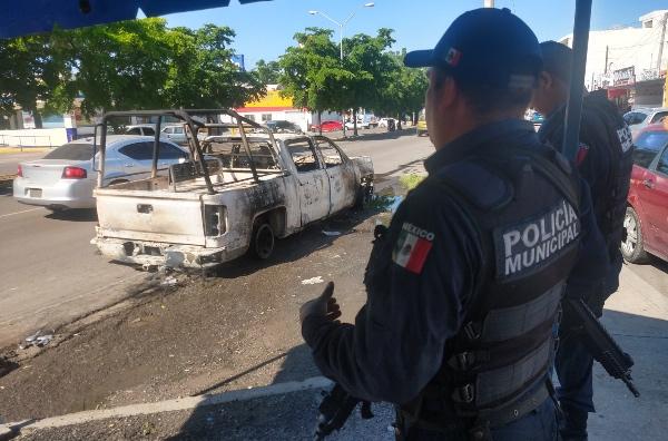 Las balaceras en Culiacán dejaron al menos 8 muertos. FOTO: Cuartoscuro